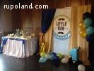 Декоратор. Оформления детского дня рождения и остальных мероприятий.