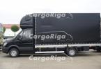 Международная перевозка переезд Польша Стокгольм Европа доставка грузов