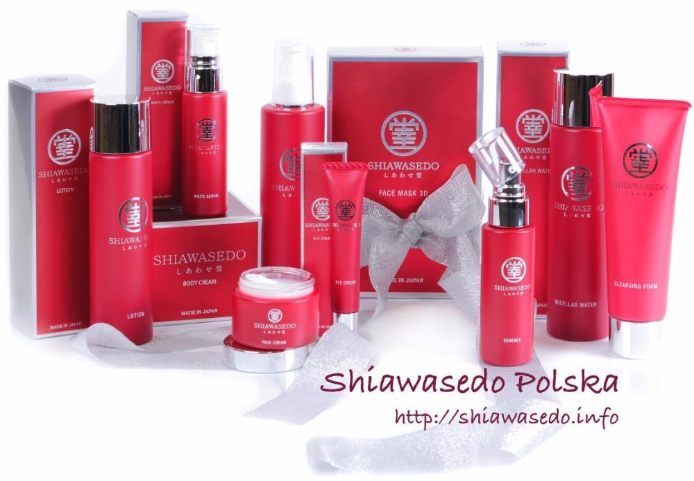 Японская инновационная косметика Shiawasedo