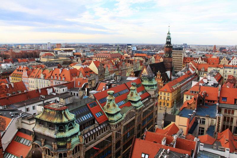 02506109eac Лучшие города для жизни и работы в Польше